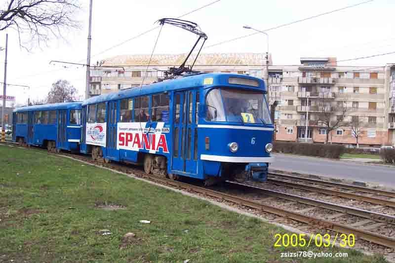 or6-106 in new refurbishment on Calea Aradului 30.03.2005-1.jpg