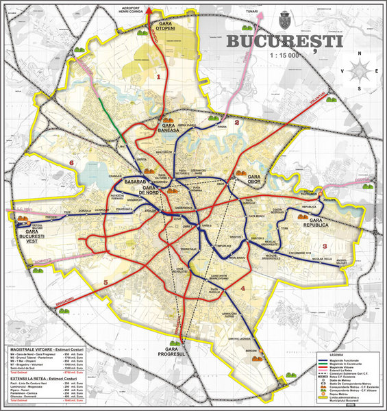 Tram Club Romania Vizualizare Subiect Tronsonul Gara De Nord